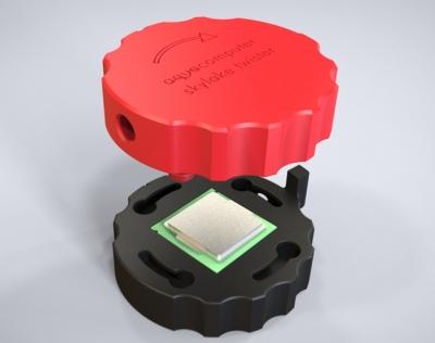 Aqua Computer Creates Open Source 3D Printable 'Skylake