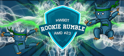 Rookie Rumble AMD 23