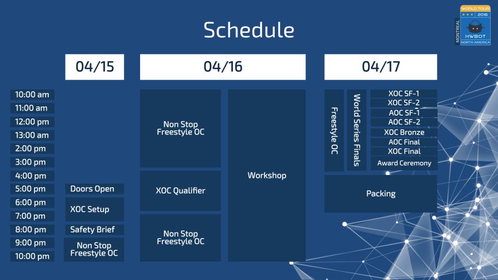 HWT16-NA-Schedule